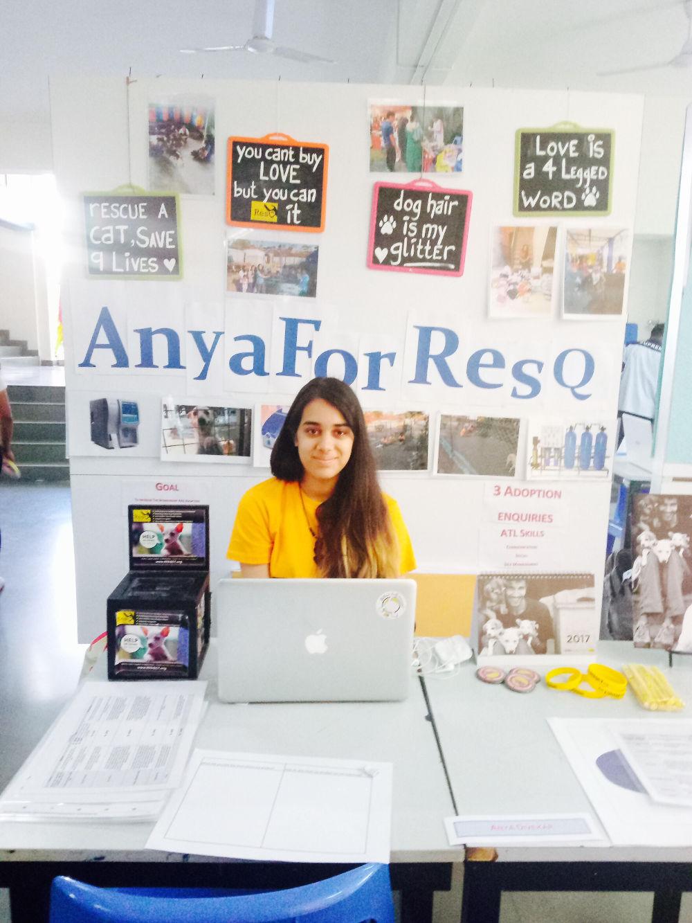 Anya for ResQ